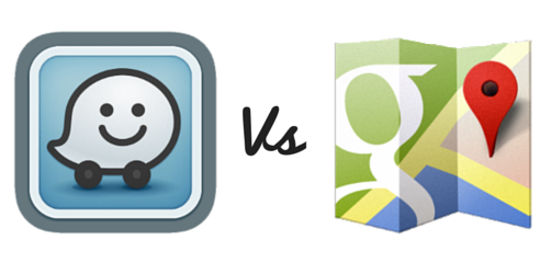 Google Maps vs  Waze – The Ultimate Battle – KIMMY BIG TIME